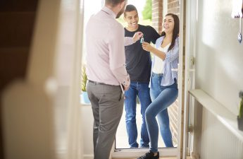 renters apply for apartment and provide rental references