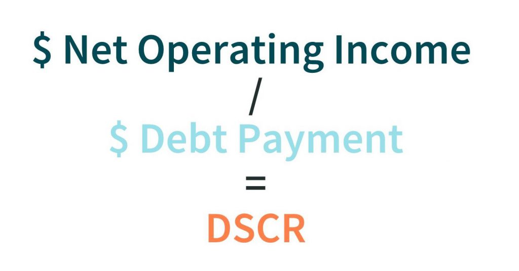 rental property accounting metric debt service coverage ratio